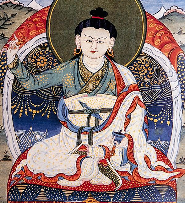 Nam Cho Ngöndro