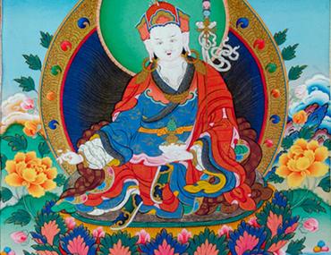 Nying Thig Guru Yoga